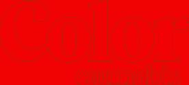Color cannabis logo