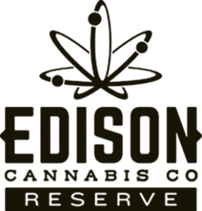 Edison cannabis co reserve logo