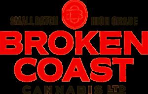 Broken coast cannabis ltd logo